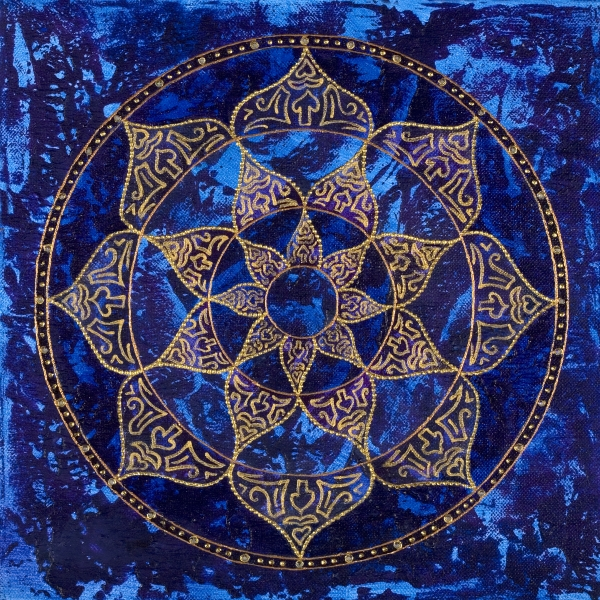 cosmic-blue-lotus